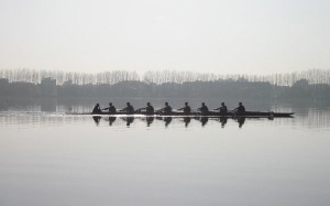 Rowing-Smooth-Surface